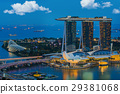 Cityscape of Singapore city, Singapore 29381068