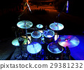 Drum on stage 29381232