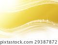 金黄闪耀的抽象背景 29387872