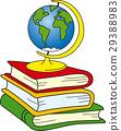 Globe illustration 29388983