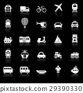 Car,Bicycle,Icon 29390330