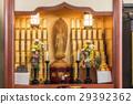 buddha statue, buddhist mortuary tablet, buddhist altar 29392362