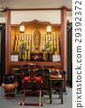 buddha statue, buddhist mortuary tablet, buddhist altar 29392372