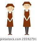 店员 售货员 女性 29392791