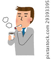 male employee, business man, coffee 29393395