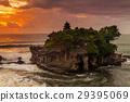 Pura Tanah Lot at sunset, Bali 29395069