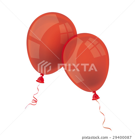 2 Red Balloons 29400087