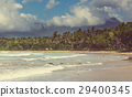 Tropical beach 29400345