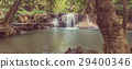 Waterfall in Thailand 29400346