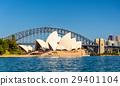 Sydney Opera House and Harbour Bridge - Australia 29401104