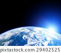 太陽升起的地球 29402525