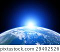 地球儀 土地 土 29402526