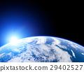 太陽升起的地球 29402527