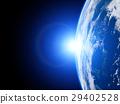 太陽升起的地球 29402528