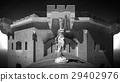 Old prison building 3d rendering 29402976