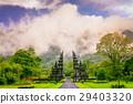 Hindu temple in Bali 29403320