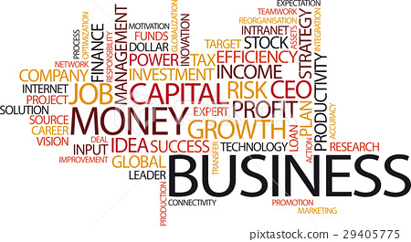 Business Tag Cloud 29405775