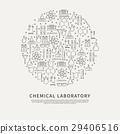 flask, beaker, test 29406516