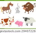 farm, animal, cartoon 29407226