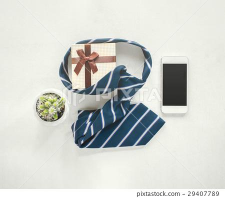 vintage wood calendar for june 16 with necktie 29407789