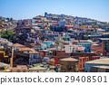 Valparaiso cityscape, Chile 29408501