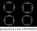 frame, vintage, baroque 29408950
