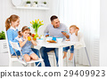 早餐 家庭 家族 29409923