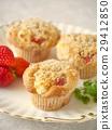 머핀, 구운 과자, 컵케이크 29412850