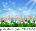 grass, sky, vector 29413650
