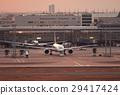 airport, airplane, air plane 29417424