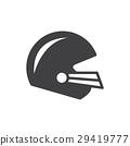 helmet American Football icon 29419777
