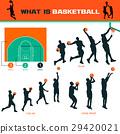 basketball vector court 29420021