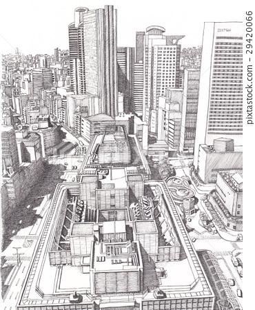 Urban landscape 29420066