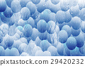 Blue eggs - abstract background 29420232