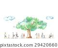 illustration park parks 29420660