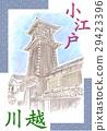 kawagoe, koedo kawagoe, kawagoe city 29423396