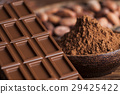 cacao, chocolate, bar 29425422