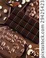 어두운, 초콜릿, 달콤한 29425423