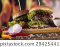 american, beef, burger 29425441