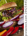 american, beef, burger 29425445