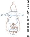 자명 램프 29426282