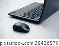 แล็ปท็อป,เม้าส์,สมุดบันทึก 29426570