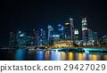 新加坡 夜景 建築 29427029