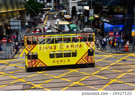 跟隨香港的電車 29427120