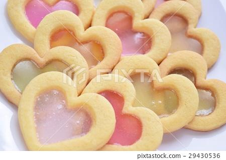 彩色玻璃饼干 29430536
