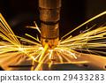 Close up nut welding machine 29433283
