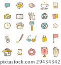圖標 Icon 畫線 29434342