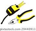 Pliers And Meter 29440911