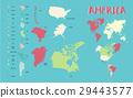 America map 29443577