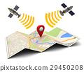 sattelite navigation concept 29450208